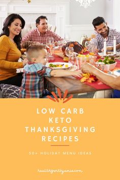 It's that time again, we're all getting ready to celebrate with family over a huge feast. But what if you're following a keto diet? This is your complete guide for surviving Thanksgiving and eating healthy while everyone indulges in sugar laden desserts. Our recipes for Keto thanksgiving stuffing or dressing, low carb side dishes and keto dessert options make it easy for you to find something that will satisfy your needs without sacrificing flavor or taste. Stuffing Recipes For Thanksgiving, Healthy Thanksgiving Recipes, Gluten Free Thanksgiving, Sugar Free Diet, Gluten Free Diet, Low Carb Side Dishes, Side Dishes Easy, Keto Holiday, Holiday Recipes