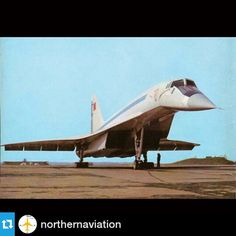 #TU144 #Supersonic Transport #Aircraft