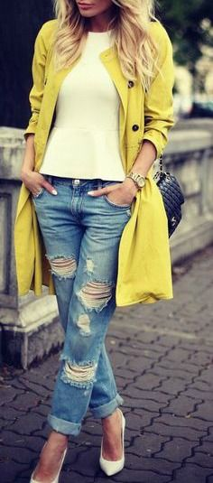 Love the pop of color!