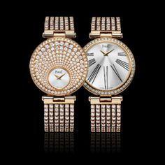 54d80157f3d Rose gold Diamond Watch G0A37139 - Piaget Luxury Watch Online Silhueta  Feminina