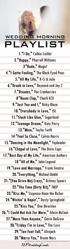 45 First Dance Songs For Every Getting Married Couple Wedding day pl. - 45 First Dance Songs For Every Getting Married Couple Wedding day play list for getting - Before Wedding, Wedding Tips, Wedding Couples, Fall Wedding, Wedding Planning, Dream Wedding, Budget Wedding, Casual Wedding, Wedding Photos