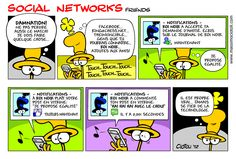 SOCIAL NETWORKS - Friends