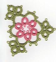 Nuperelle triangular motif