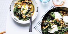 Made with beans, tofu, and plenty of greens, these vegetarian recipes are full of good-for-you protein.
