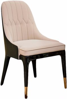 Basement Furniture, Sofa Furniture, Luxury Furniture, Sofa Chair, Furniture Design, Fabric Dining Chairs, Modern Dining Chairs, Dining Table Chairs, Wood Restaurant Chairs