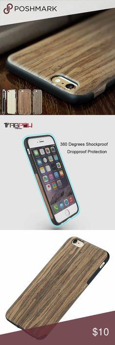 iPhone 6 Plus wood phone case iPhone 6 Plus hybrid phone case. Other