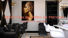 For Beauty Salons & Day Spas, Here's a 25s Preview of Our Video Ad Dedicated To Your Occupation. Beauty Salons, Business Video, Spa Day, Spas, Marketing, Beauty Room, Beauty Bar