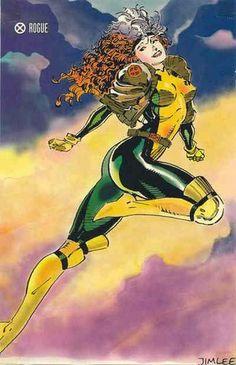 Rogue X-Men Photo by Cajun89 | Photobucket