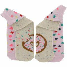 Lote de calcetines de bebé niña Array