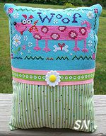 Daisy Dog from Stitchy Kitty - click for more