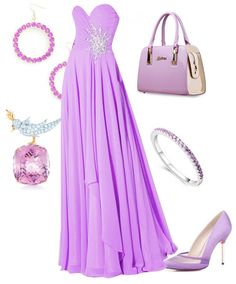 What would u say about this evening dress?
