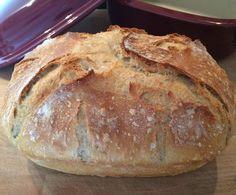 Rezept Knusperkuste - Schwäbisches Mischbrot, weizenfrei von Schirmle - Rezept der Kategorie Brot & Brötchen