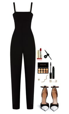 """Untitled #344"" by h1234l on Polyvore featuring Givenchy, T By Alexander Wang, GUESS and Maybelline"