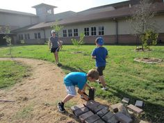Briargrove's Efforts to Build a Greener Campus Take Flight with Butterfly Garden Project