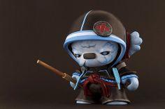 Kisho the Urban Medic Ninja