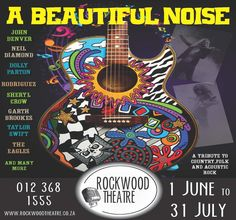 A BEAUTIFUL NOISE launches ROCKWOOD THEATRE in Pretoria
