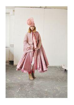 False Impressions Autumn/ Winter 2013 - Emma Hardstaff