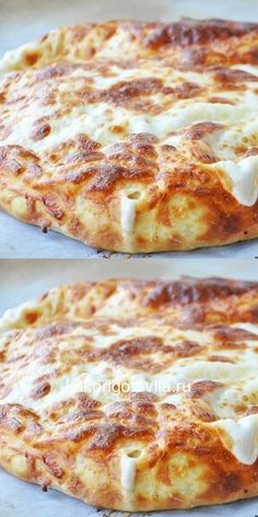 Khachapuri recipe from an old Georgian from Tbil . - Bake Infinity - # from # one - - Khachapuri Recipe, Georgian Cuisine, Breakfast Platter, Best Pancake Recipe, Good Food, Yummy Food, Russian Recipes, Saveur, Food Photo
