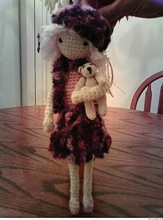 #amigurumi #doll  #crochet