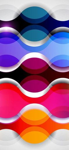 Heart Wallpaper, Iphone Wallpaper, Apple Logo Design, Colorful Backgrounds, Illusions, Modern Art, 3 D, Abstract Art, Images