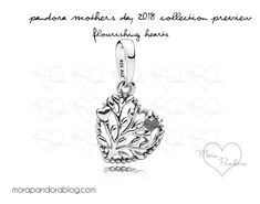 Pandora Mother's day 2018 collection