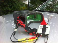 DIY FPV Goggles