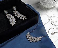 Baron Boucles d'Oreilles - Bijoux - Swarovski Boutique en ligne