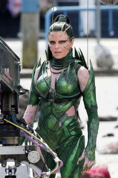 Elizabeth Banks in Power Rangers (2017)