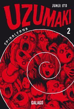 Författare:Junji ItoKirie Goshimas värld faller i bitar. Märkliga händelser och mardrömslika naturfenomen tar sig allt extremare uttryck omkring henne.Staden Kurôzu-cho är hemsökt av spiraler. M