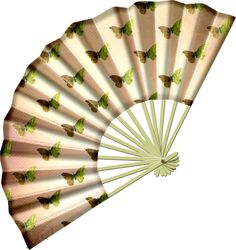 Light Heather And Cream Antiques 3 Delicate And Stunning Ostrich Feather Hand Held Fans
