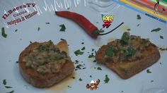 #weusetv #ilboccatv #Crostini alle #arselle...puoi mangianne a bacinelle!