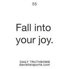 Truthbomb #55