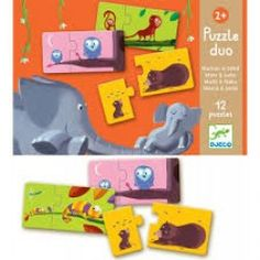 Djeco-puzzle-duo-mom-and-baby-2-piece-jigsaw-puzzles-for-toddlers