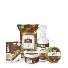 Yes to Coconut Ultra Moisture Starter Set