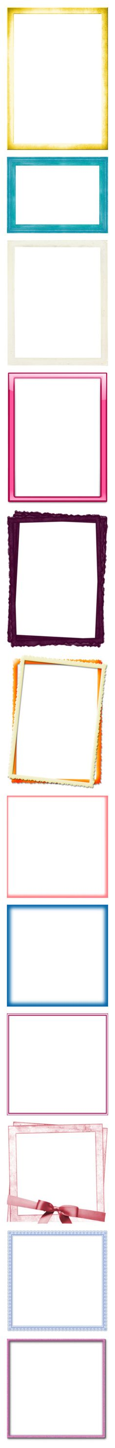 """""""Frames 2"""" by jennie-bo-bennie ❤ liked on Polyvore featuring frames, backgrounds, borders/frames, borders, effect, filler, picture frame, frame, decoration and ramki"""