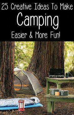 The Camping And Caravanning Site. Tips To Help You Get More Enjoyment From Camping Trips. Camping is something that is fun for the entire family. Whether you are new to camping, or are a seasoned veteran, there are always things you must conside Camping Hacks, Camping Bedarf, Camping Essentials, Camping Survival, Camping With Kids, Family Camping, Outdoor Camping, Camping Checklist, Camping Recipes