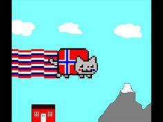 Nyan Cat NORWAY!!!