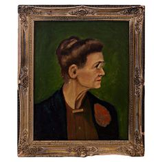 Portrait of Lady #huntersalley
