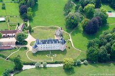 ✈️ Photo aérienne de : Saint-Loup-Nantouard - Haute-Saône (70)