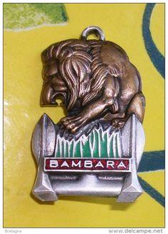 MARINE - ANCIEN INSIGNE DE L´ESCORTEUR BAMBARA  , A.AUGIS