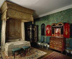 The State Bedroom at Erddig ©NTPL/Andreas von Einsiedel