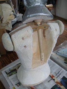 Bunraku - Site de sculpturemarionnettes !