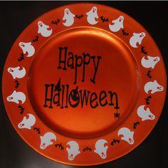 Burton Avenue: Halloween Charger