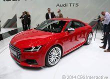 2015 Audi TT - CNET Reviews