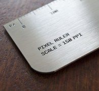 Pixel Ruler - What a great idea! want one!