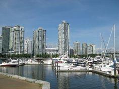 Vancouver San Francisco Skyline, Vancouver, New York Skyline, Canada, Travel, Viajes, Destinations, Traveling, Trips