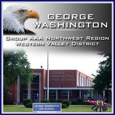 George Washington High School - Home of the Eagles - Danville, VA