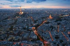Sunfall in Paris Click for more great pics