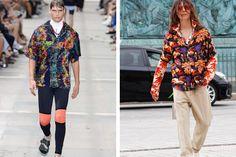 Οι fashionistas καταγράφουν τις τάσεις της μόδας για τη σεζόν Άνοιξη - Καλοκαίρι 2018, με την κυρίαρχη τάση να μοιάζει με το style του... τουρίστα. Το καλοκαίρι του 2018 έχουν την τιμητική τους τα χαβανέζικα πουκάμισα και τα έντονα prints με έναν εξωτικό χαρακτήρα