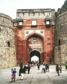 mypointedview Delhi India, New Delhi, Old Fort, Louvre, Street View, Travel, Goa India, Viajes, Destinations